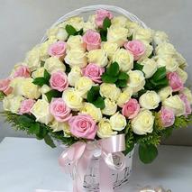 장미꽃100송이 핑퐁핑퐁